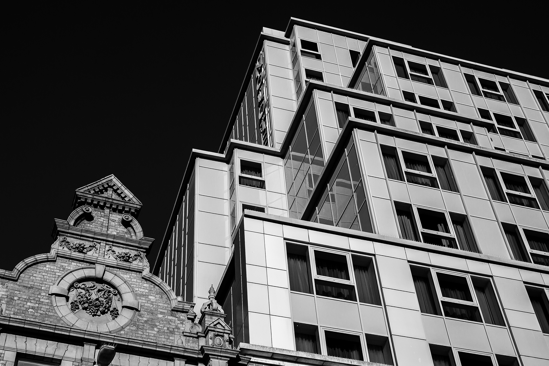 Friar Street, Reading : architecture