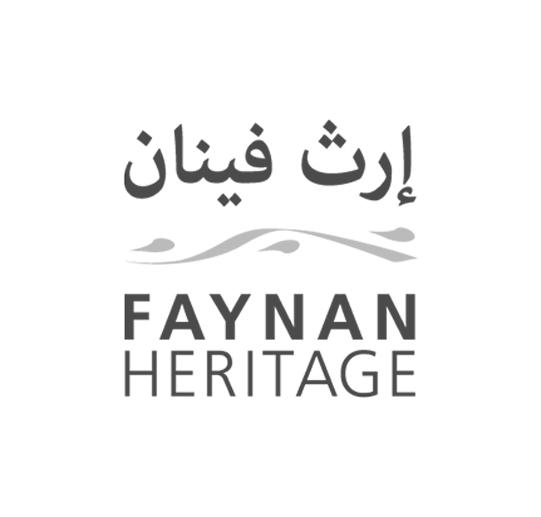 Faynan Heritage logo