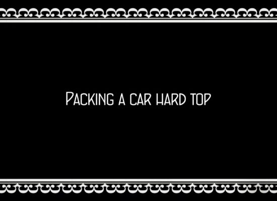 Hard top timelapse